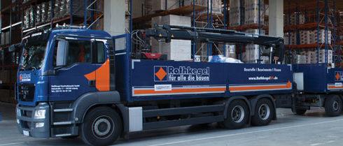 Rothkegel optimiert die Logistik mit OPHEO